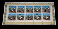 GERMANY, 1996, CATHEDRAL SQUARE HALBERSTADT, SHEET/10, MNH, NICE! LQQK!