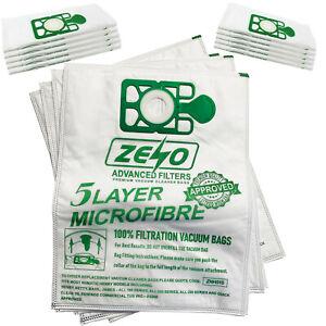 20 x BAGS FOR NUMATIC HENRY HETTY JAMES VACUUM CLEANER HOOVER BAGS HEPA-FLO