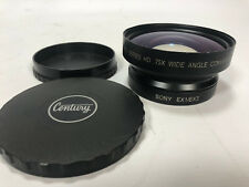 Schneider Optics HD 0.75x wide angle converter for Sony PMW EX1/EX3