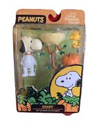 Peanuts Snoopy And Woodstock Great Pumpkin Charlie Brown Figure (New)