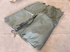 """Expandable Military Grade Tent End Section Green 483 16"""" x 16"""" x 8.5"""""""