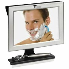 ToiletTree Products Fogless Shower Mirror with Squeegee - New/Open Box