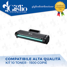 10 TONER SAMSUNG ML 1660/ 1665/ 1670/ 1675/ 1860/ SCX3200/ 3205W MLT D1042S BK