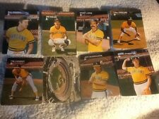 1984 Mother*s Cookies A*s  -  Bulk lot of 90 cards  -  lot #1 - blowout