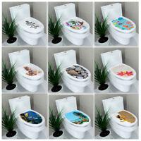 WC Toilette Deckel Aufkleber Setz Dich Mann für Toilette Bad Deko Sticker D A1T0