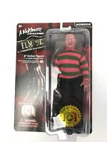 "A Nightmare on Elm Street Freddy Krueger 8"" Action Figure NEW Horror MEGO Figure"