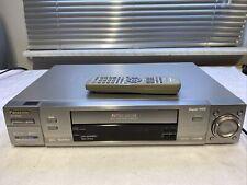 PANASONIC NV-HS960 Professional TBC SVHS-Videorecorder inkl. FB, 2J GARANTIE