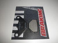 BRAKING PASTIGLIE FRENO POSTERIORE SACHS 650 ROADSTER V1.6 2001