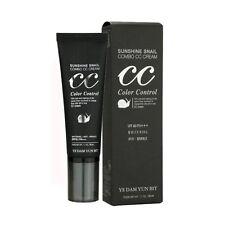 Ye Dam Yun Bit Sunshine Snail Combo CC Cream SPF45 PA+++ Whitening Anti Wrinkle
