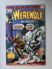 Werewolf by Night #32 (1972 1st Series) 1st app - Moon Knight (UK price variant)