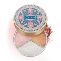 CATKIN Loose Setting Face Powder Translucent Matte/Shimmer Natural 3 COLORS
