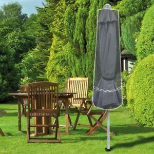 Premium Umbrella Parasol Cover Garden Patio Waterproof Outdoor Protection 175x24
