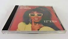 """1990 Donna Summer – 12""""ers CD - WEA – WMC5-28 - JAPAN"""
