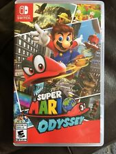 Super Mario Odyssey - Nintendo Switch Game