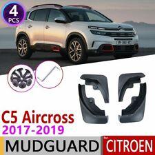 For Citroen C5 Aircross Front Rear Car Mudflap Fender Mudguards Guard Accessory