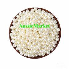 DARK GREY 150g M12 300pcs 10mm Acrylic Faux Pearl Round Beads