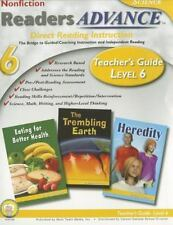 Direct Reading Instruction, Level 6 2006, Science, Teacher's Edition of Tex