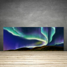 Kitchen Splashback 125x50 Tempered Glass Aurora Landscape