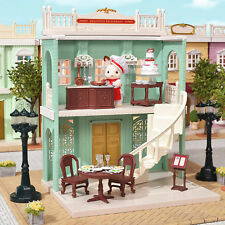 Sylvanian Families Calico Critters Town Series Delicious Restaurant