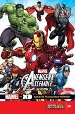 Marvel Universe Avengers Assemble Season Two #1 VF/NM