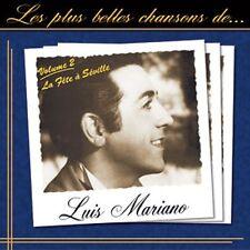 CD Les plus belles chansons de Luis Mariano - Vol. 2 / IMPORT