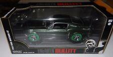 Greenlight 84041 Bullitt Steve McQueen's 1968 Ford Mustang GT 1:24 Scale CHASE