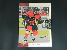 2015-16 SP Authentic 1995-96 SP Retro Premier Prospects Emile Poirier Calgary RC