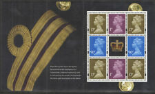 (RNU3) GB QEII Stamps. Royal Navy Uniforms Prestige Booklet Pane ex DX47 2009
