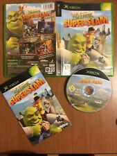 Shrek super slam originale ITALIANO xbox original primo modello gioco giochi