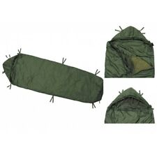 Mfh High Defence British Sleeping Bag Olive Lightweight Modular Systems Mosquito