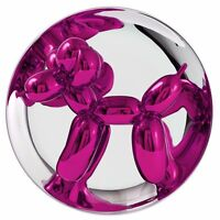 """JEFF KOONS """"BALLOON DOG (MAGENTA)"""" 2015 