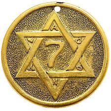 Talismano potente Sigillo di Salomone nell'interpretazione Paracelsica esoterica