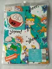 Vintage Nickelodeon RugRats Gift Wrapping Paper*new old stock *Sealed Package