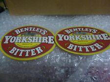 Bentleys Yorkshire Bitter Beer Mats