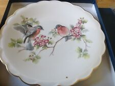 Royal Worcester The Birds of Dorothy Doughty Dessert Plate New & Boxed COA