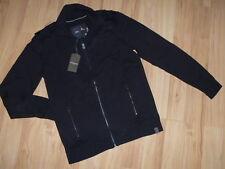 Bellos g-Star Raw chaqueta Cardigan sweatjacke * negro * L * nuevo