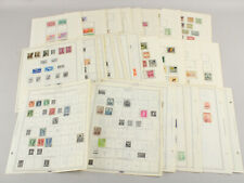 South America Stamp Lot Chile Argentina Bolivia Ecuador Most Used Minkus Pages+