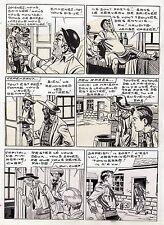 MIKI LE RANGER (RODEO 59  LUG )  PLANCHE  MONTAGE  PIECE UNIQUE PAGE  45