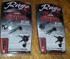 Rage Slipcam 2 Blade/100 Grain 2 Inch Cut