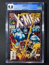 X-Men #34 CGC 9.8 (1994) - Gambit & Beat cover