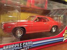 Johnny Lightning 1:24 1969 Chevy Camaro Z/28 Item 53732