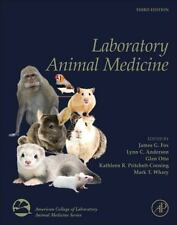 Laboratory Animal Medicine by Lynn Anderson (English) (PDF)