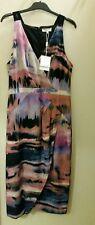 NEW Wayne Cooper INK Reflection dress, size 12 RRP $189.95