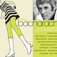 Audio CD Music By Bacharach - The Walker Brothers - Free Shipping
