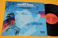 TOMITA LP VIAGGIO FANTASTICO NEL MONDO DELL' ELETTRONICA ORIG ITALY 1975 EX