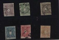 Tuscany   17-22  used   group    catalog  $4,500.00           MS0210
