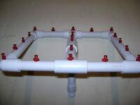 Aeroponic Hydroponic Sprayer Garden Seed Starting Cloning Manifold EZ Clone