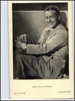 Wolf ALBACH-RETTY Porträt-Karte Film Foto Verlag Schauspieler Film Bühne Kino