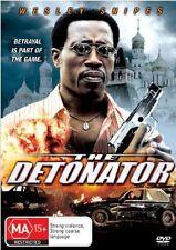 The Detonator DVD New/Sealed Region 4