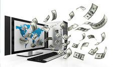 $200,000 A YEAR ESTABLISHED INTERNET BUSINESS - WEBSITE